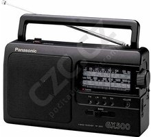 Radio portative Panasonic RF-3500E9-K
