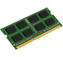Memorie RAM Kingston SODIMM DDR3, 4GB, 1.5V, 1600MHz