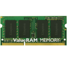 Memorie Kingston RAM SODIMM DDR3 KVR16S11S8 / 4, 4GB