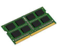 Memorie operative Kingston RAM, 1x8GB DDR3, 1600MHz
